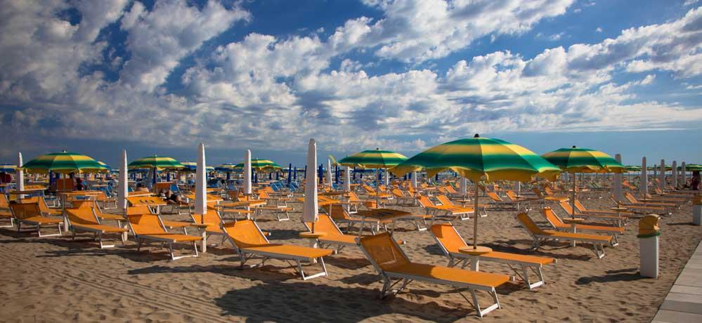 Rimini Beach - Emilia Romagna Food Experiences