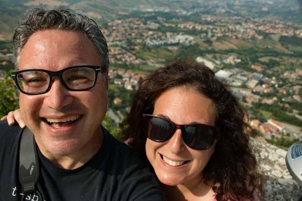 San Marino Selfie - Emilia Romagna Food Experiences