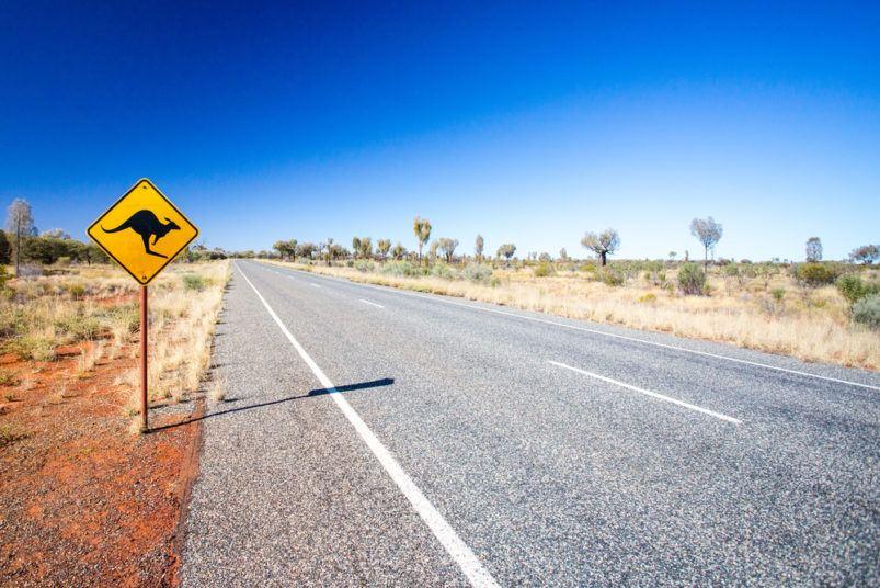 Australis Road Trip
