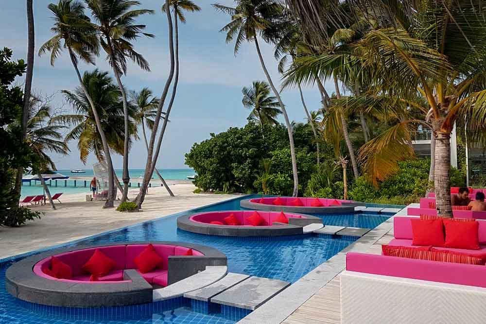 Beach Bar - Kandima Maldives