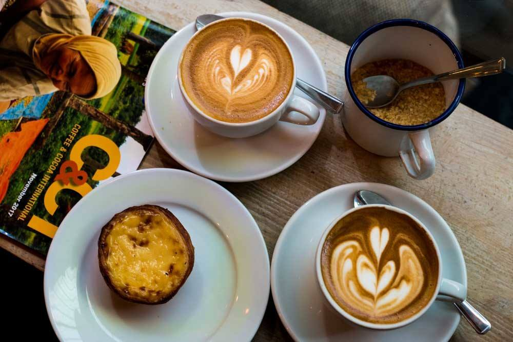 Federation Coffee - Best Food Markets in London