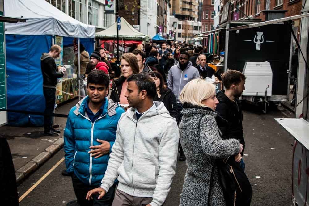 Leather Lane - Best Food Markets in London
