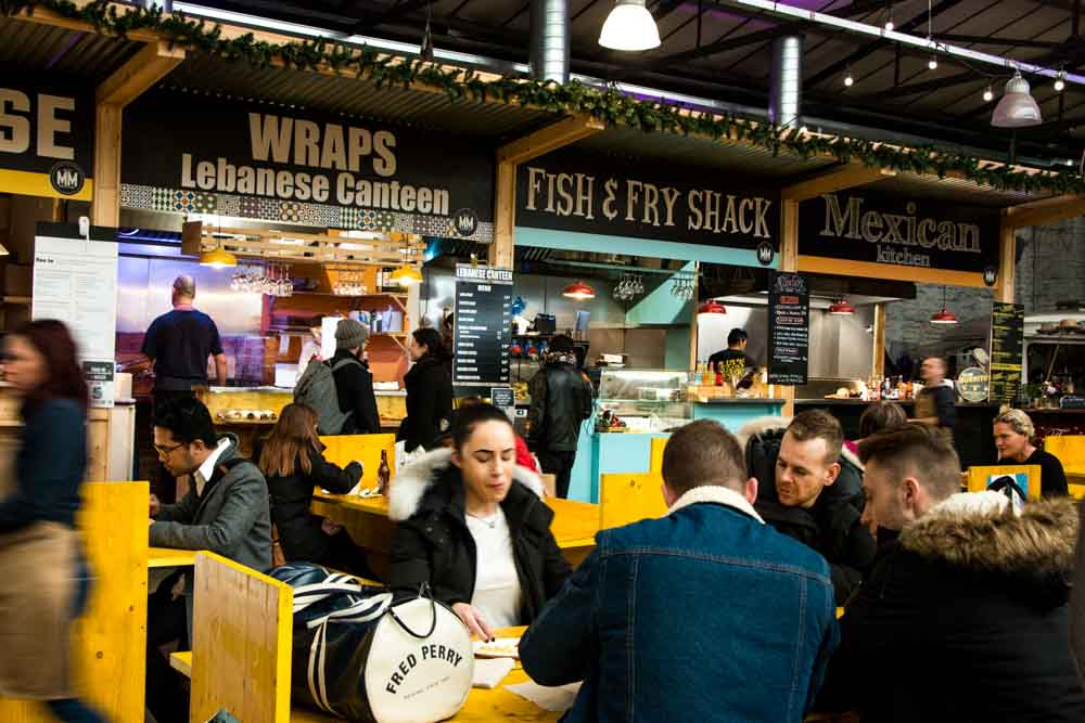 Mercato Metropolitano - Best Food Markets in London
