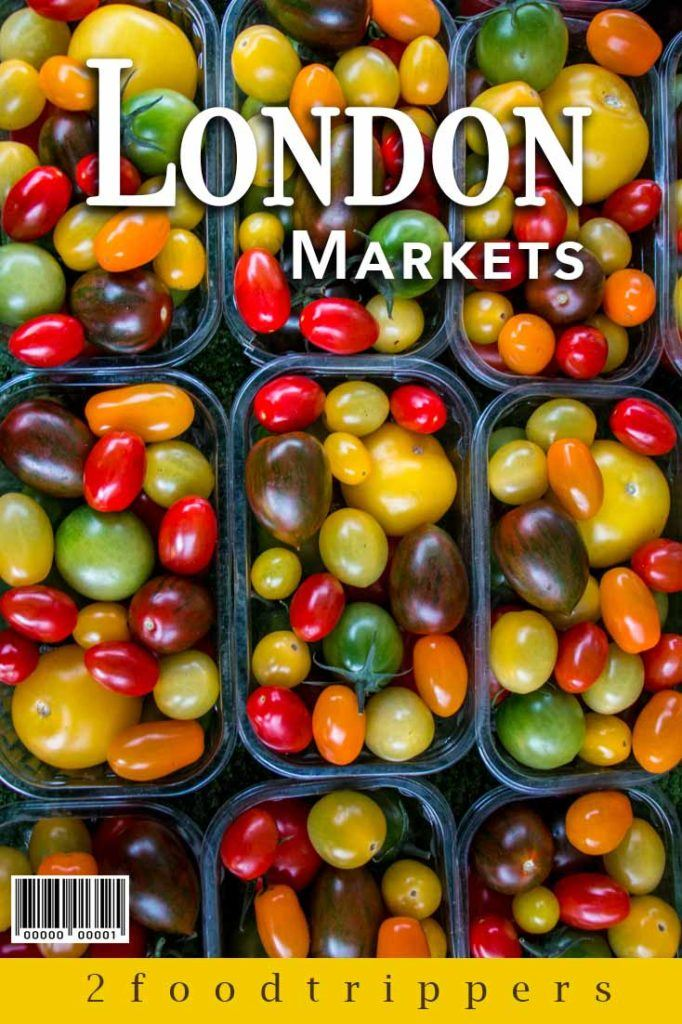 Pin - Best Food Markets in London