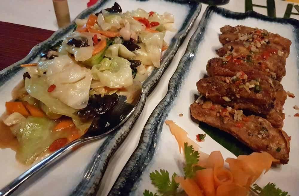 Sea Dragon Food - Kandima Maldives
