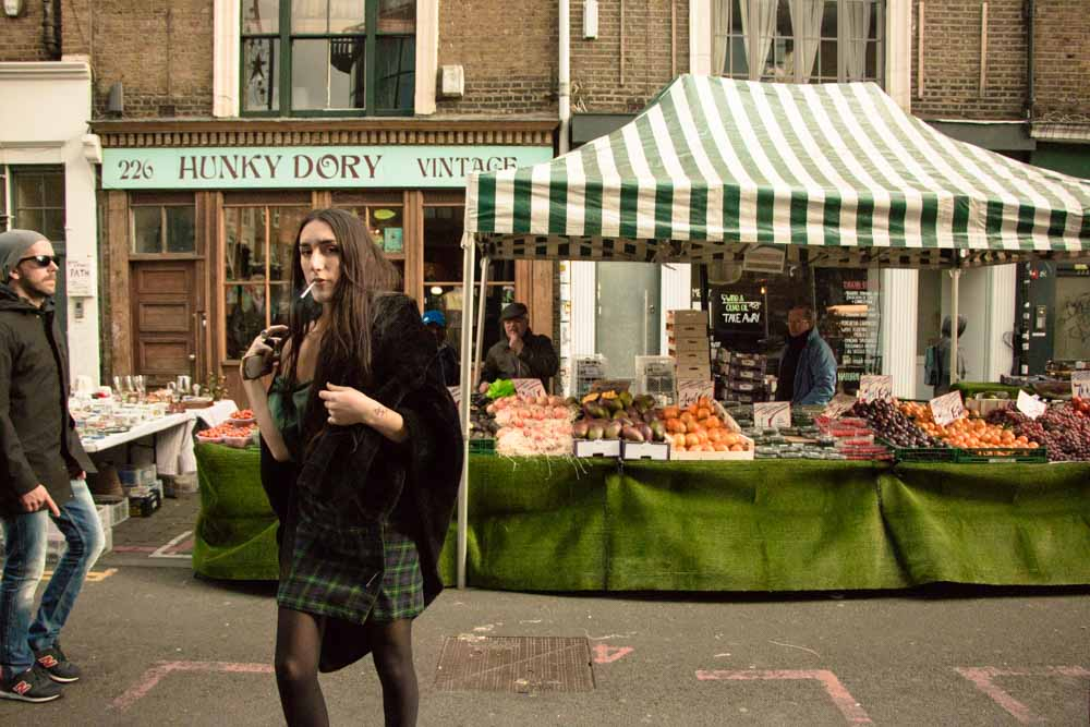 Shoreditch and Brick Lane Markets Stalls - Best Food Markets in London