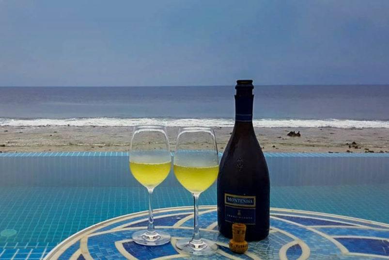 Villa Pool Champagne - Kandima Maldives