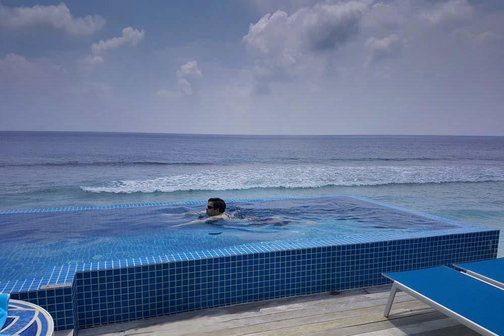 Villa Pool - Kandima Maldives