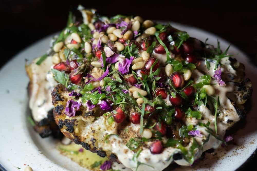 Best of 2017 - Berber Cauliflower Shwarma