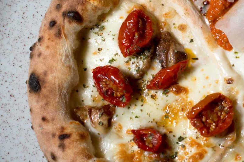 Best of 2017 - Pizza at Pepe in Grani