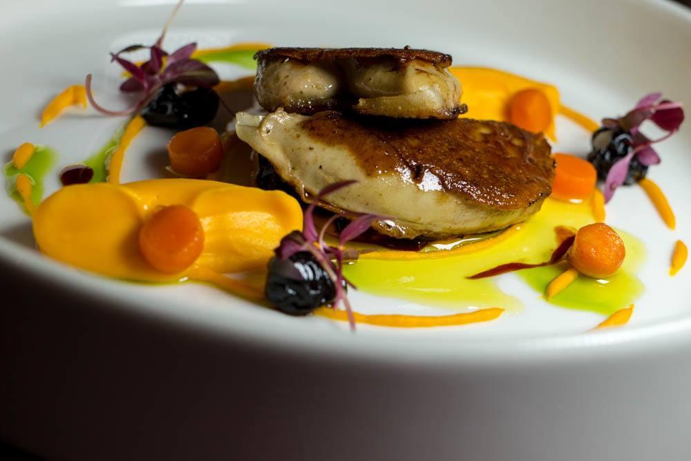 Borkonyha Winekitchen Foie Gras - Budapest Restaurants