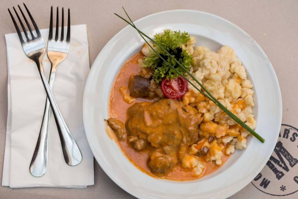 Most Lunch - Budapest Restaurants