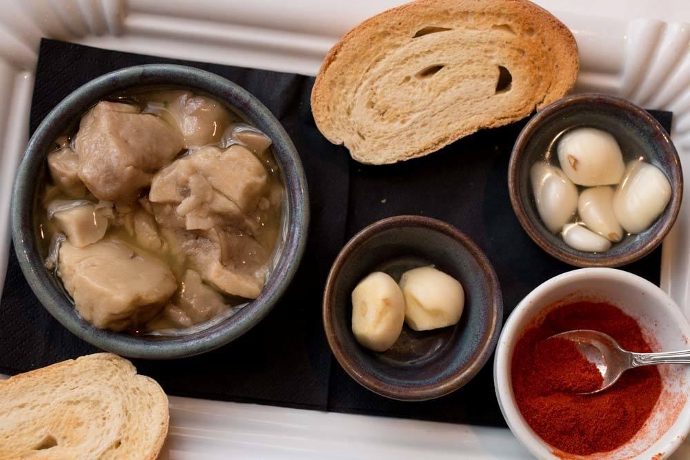 Rosenstein Bone Marrow Starter - Budapest Restaurants
