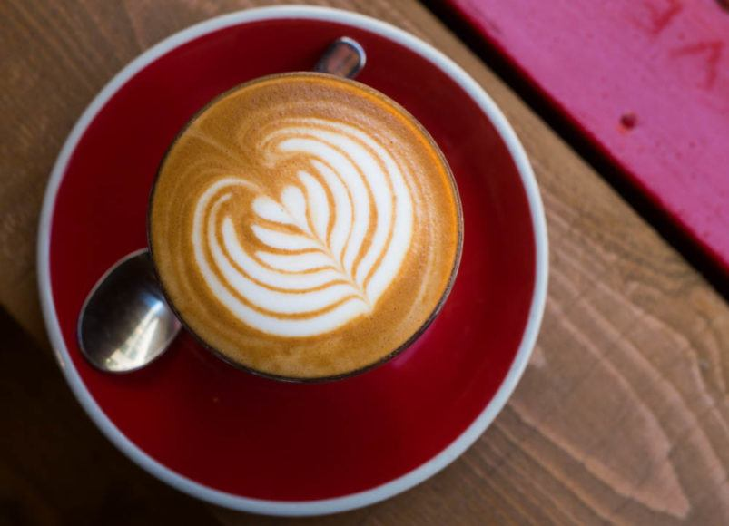Budapest Cafes - Tamp and Pull