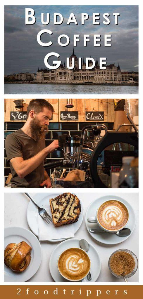 Pin - Budapest Cafes