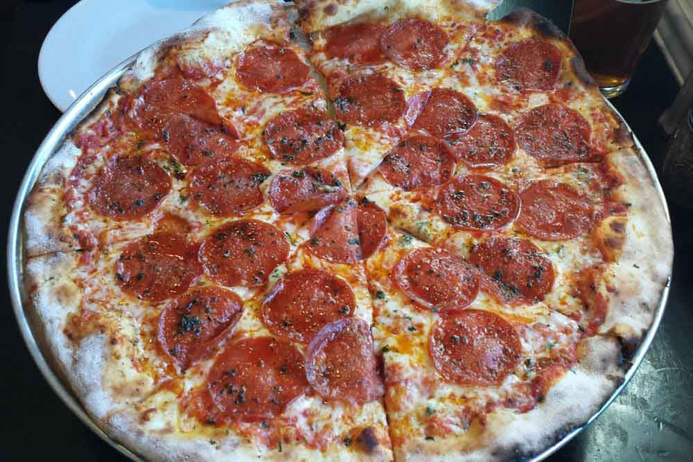 Pizza at Veraci - Best Places to Eat in Seattle Washington