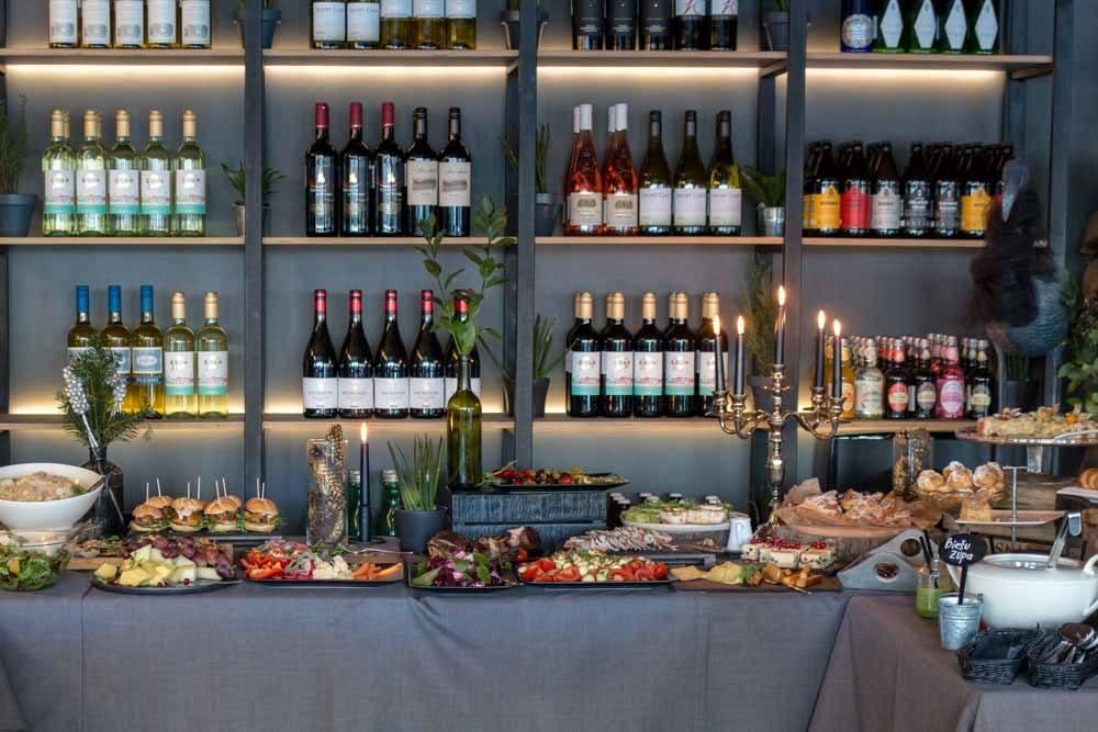 Annas Darzs Brunch - Riga Restaurants