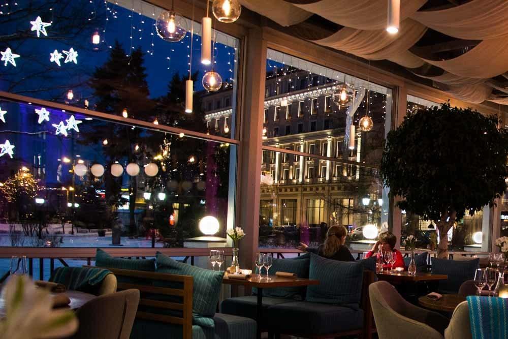 Kolonade Dining Room - Riga Restaurants