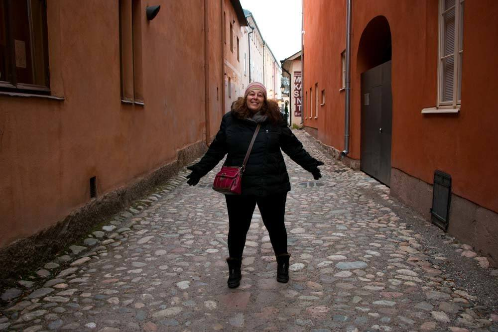 Mindi in Turku Finland