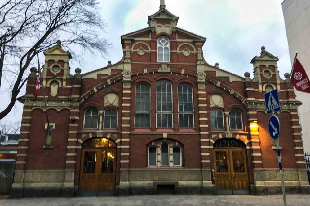 Turku Kauppahalli in Turku Finland
