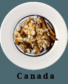 Canada Destination Page