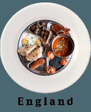 England Plate
