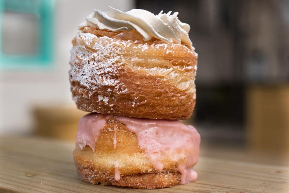 Donuts at Five Daughters - Fun Places to Eat in Nashville Tennessee