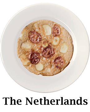 Netherlands Plate