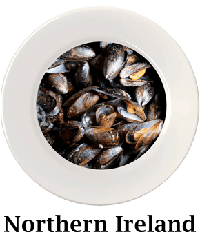 Northern Ireland Plate