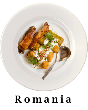 Romania Destination Page