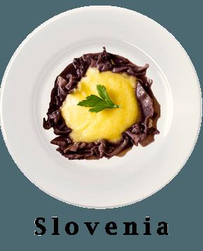 Slovenia Plate
