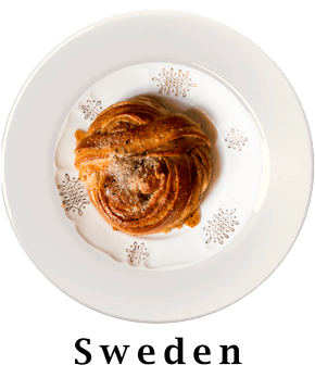 Sweden Plate