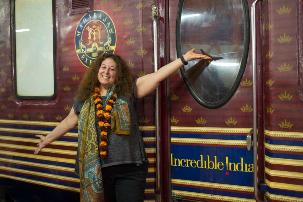 All Aboard the Maharajas Express - The Most Luxurious Train in India
