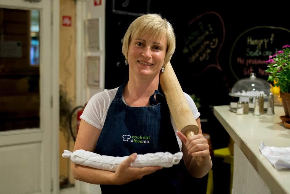 Cook Eat Slovenia - Spela Vodovc - Ljubljana Food