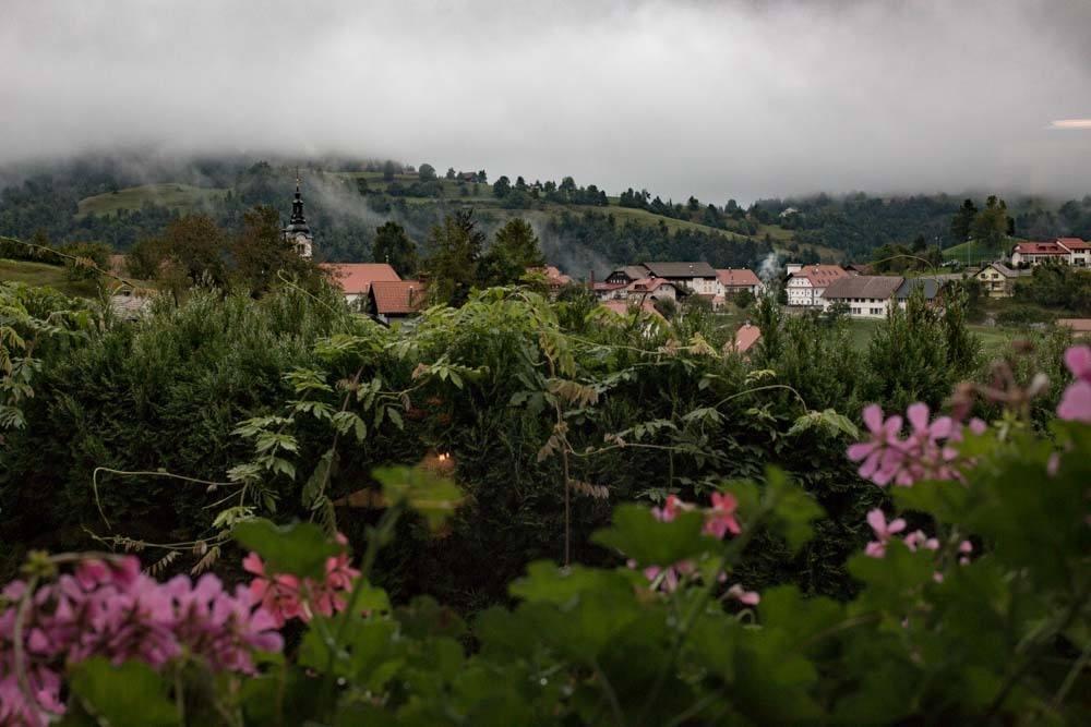 Gostisce Gric Scenery in Slovenia