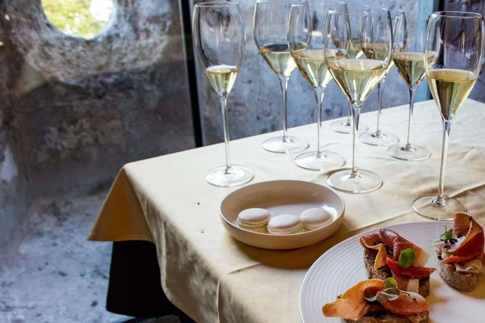 Ljubljana Wine Experience - Inside Ljubljana Castle