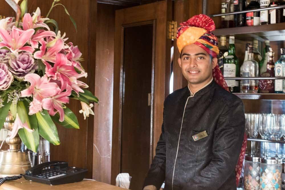 Maharajas Express Bartender