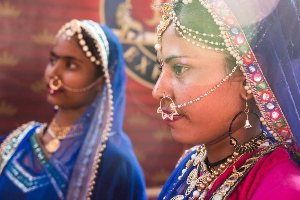 Maharajas Express Greeters