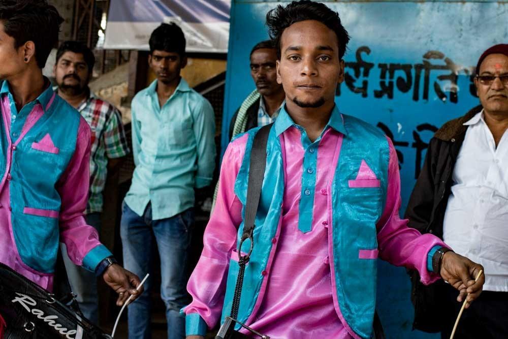 Maharajas Express Musicians