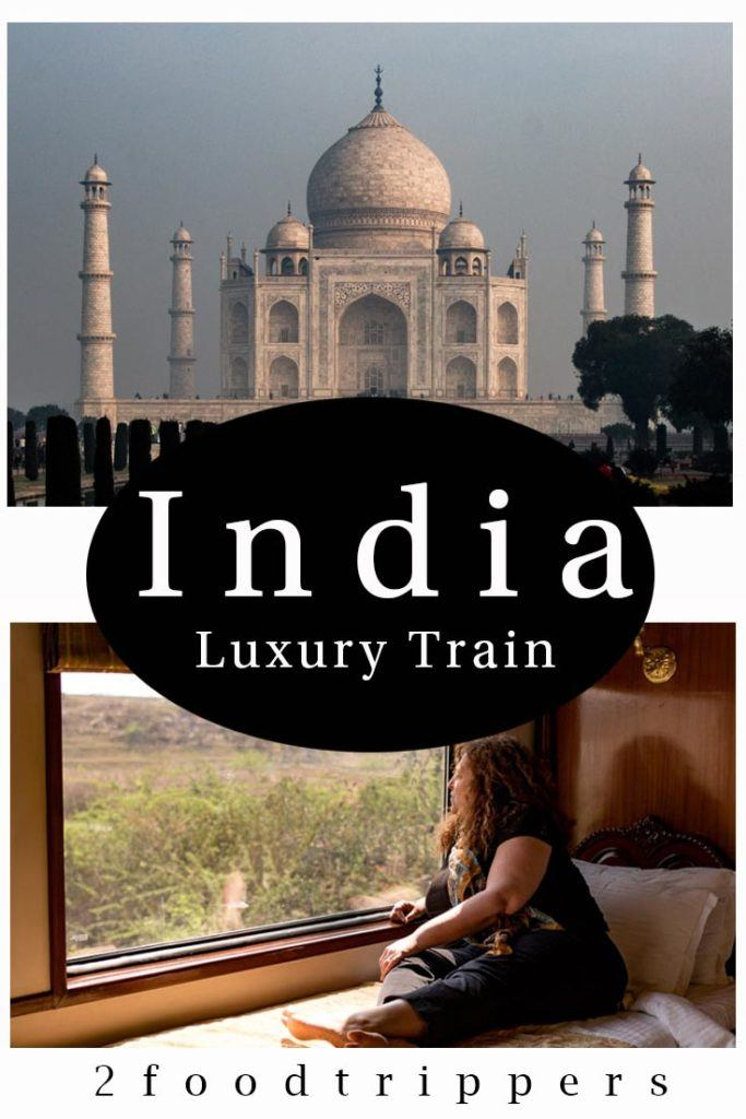 Pin - Maharajas Express - The Most Luxurious Train in India