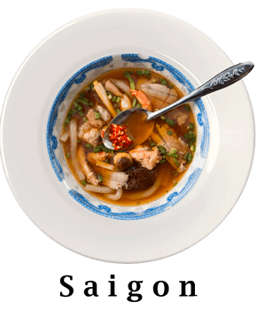 Saigon Food Travel Guide