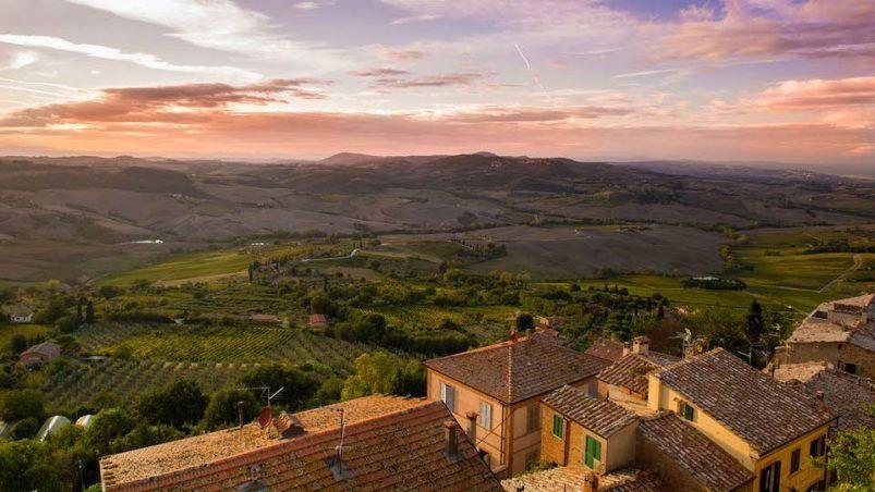 Tuscany Geography