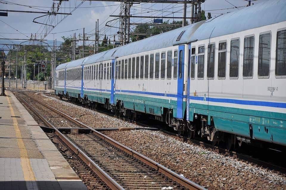 Tuscany Train