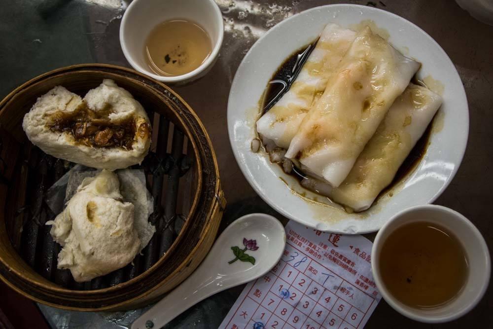 Hong Kong Dim Sum Lunch