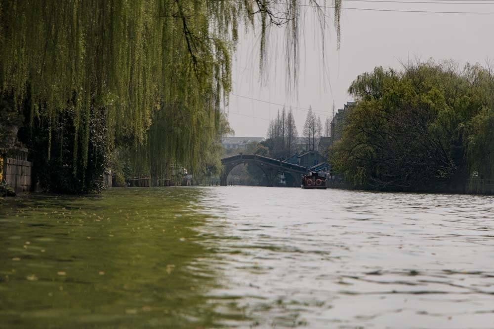 Suzhou Cruise Scenery