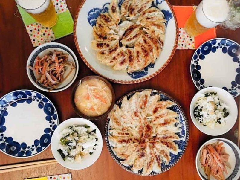 Gyoza Cooking Class in Tokyo - Final Meal