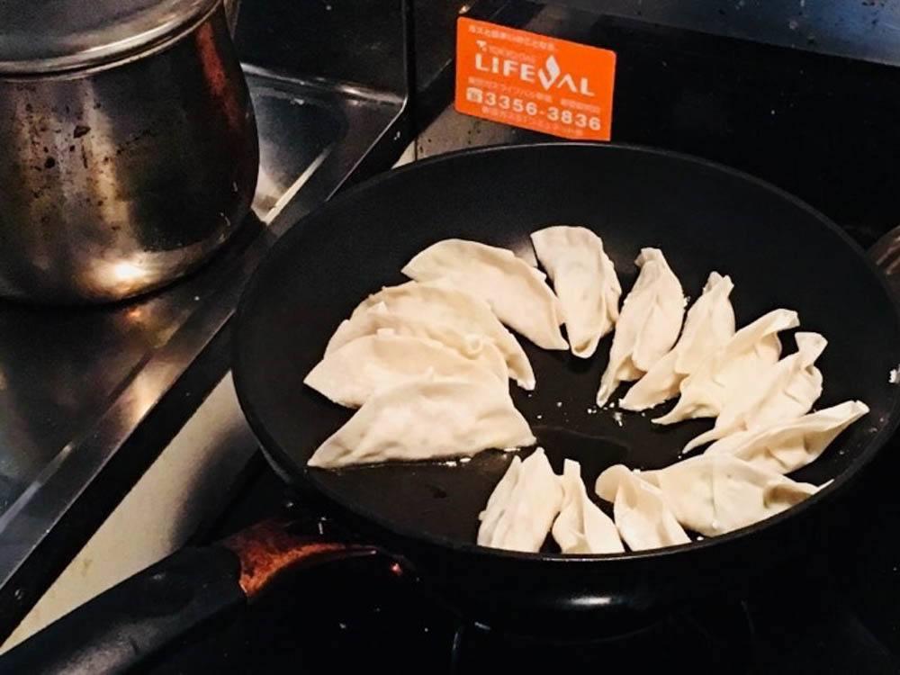 Gyoza Cooking Class in Tokyo - Flower Pattern