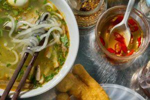 Banh Canh in Da Nang