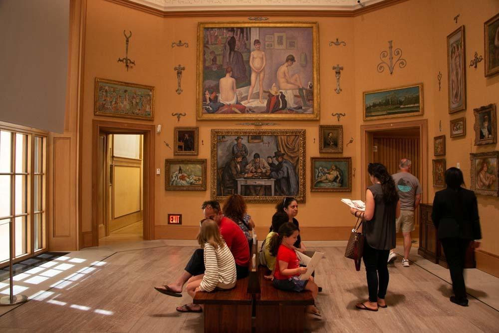 Barnes Foundation Art in Philadelphia