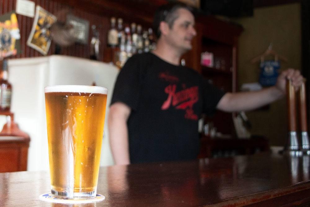 Beer at Standard Tap in Philadelphia